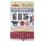FarmHouse Paper Company - Country Kitchen Collection - Metals