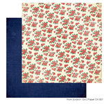 FarmHouse Paper Company - Country Kitchen Collection - 12 x 12 Double Sided Paper - From Scratch
