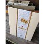 FarmHouse Paper Company - Dry Goods Collection - 7 x 9 Canvas Album