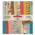 FarmHouse Paper Company - Market Square Collection - 6 x 6 Paper Pad
