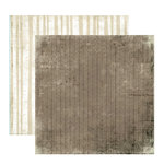 FarmHouse Paper Company - Norland Collection - 12 x 12 Double Sided Paper - Birch