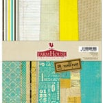 FarmHouse Paper Company - 302 Collection - 12 x 12 Paper Pack - BTW