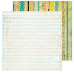 FarmHouse Paper Company - 302 Collection - 12 x 12 Double Sided Paper - To Do