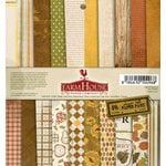 FarmHouse Paper Company - Sugar Hill Collection - 6 x 6 Paper Pad