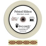 Fancy Pants Designs - Happy Together Collection - Printed Ribbon - 25 Yards, CLEARANCE