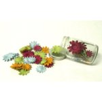Fancy Pants Designs - Flowers - Small and Medium Daisy - Chi-Chi