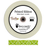 Fancy Pants Designs - Tradition Collection - Christmas - Printed Ribbon - 25 Yards