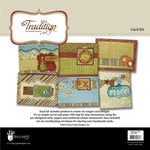 Fancy Pants Designs - Tradition Collection - Christmas - Card Kit