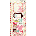 Fancy Pants Designs - Wishful Thinking Collection - Cardstock Stickers - Element