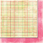 Fancy Pants Designs - Wishful Thinking Collection - 12 x 12 Double Sided Paper - Pretty Plaid