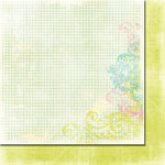 Fancy Pants Designs - Wishful Thinking Collection - 12 x 12 Double Sided Paper - Memories