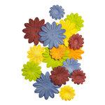 Fancy Pants Designs - Beach Bum Collection - Paper Flowers