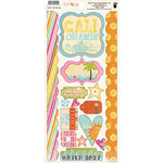 Fancy Pants Designs - Beach Babe Collection - Cardstock Stickers - Element