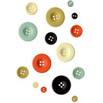 Fancy Pants Designs - It's the Little Things Collection - Buttons