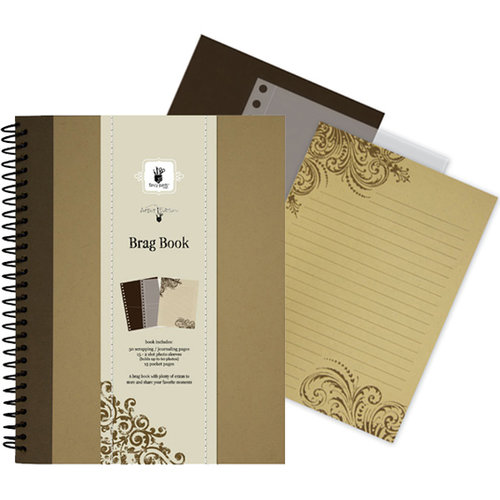 Fancy Pants Designs - Artist Edition Collection - Brag Book