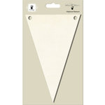 Fancy Pants Designs - Artist Edition Collection - Chipboard Banners - Triangle