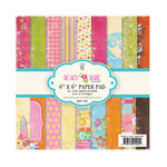 Fancy Pants Designs - Beach Babe Collection - 6 x 6 Paper Pad, CLEARANCE