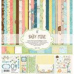 Fancy Pants Designs - Baby Mine Collection - 12 x 12 Paper Kit