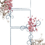 Fancy Pants Designs - My Family Collection - 12 x 12 Printed Transparent Overlays