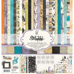Fancy Pants Designs - Oct 31st Collection - Halloween - 12 x 12 Paper Kit