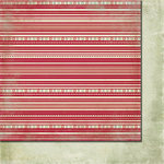 Fancy Pants Designs - Saint Nick Collection - Christmas - 12 x 12 Double Sided Paper - Noel