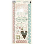Fancy Pants Designs - Winterland Collection - Cardstock Stickers - Element