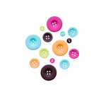 Fancy Pants Designs - Summer Soul Collection - Buttons