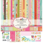 Fancy Pants Designs - Summer Soul Collection - 12 x 12 Paper Kit