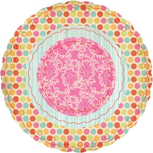 Fancy Pants Designs - Summer Soul Collection - Filter Flower Paper Embellishments