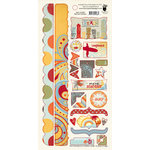 Fancy Pants Designs - Wave Searcher Collection - Cardstock Stickers - Element