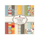 Fancy Pants Designs - Wave Searcher Collection - 6 x 6 Paper Pad
