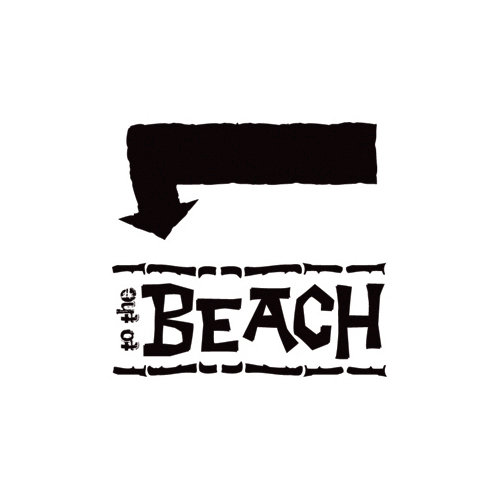 Fancy Pants Designs - Wave Searcher Collection - Clear Acrylic Stamps - To The Beach