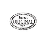 Fancy Pants Designs - Be You Collection - Clear Acrylic Stamps - True Original