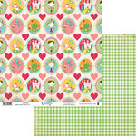 Fancy Pants Designs - Childish Things Collection - 12 x 12 Double Sided Paper - Playtime