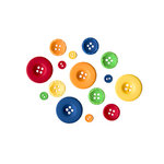 Fancy Pants Designs - Childish Things Collection - Buttons