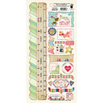 Fancy Pants Designs - Childish Things Collection - Cardstock Stickers - Element