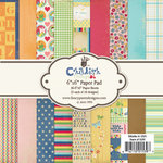 Fancy Pants Designs - Childish Things Collection - 6 x 6 Paper Pad