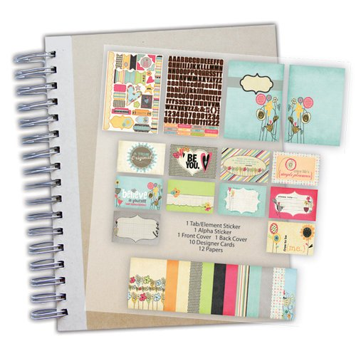 Fancy Pants Designs - Be You Collection - Brag Book Combo Kit