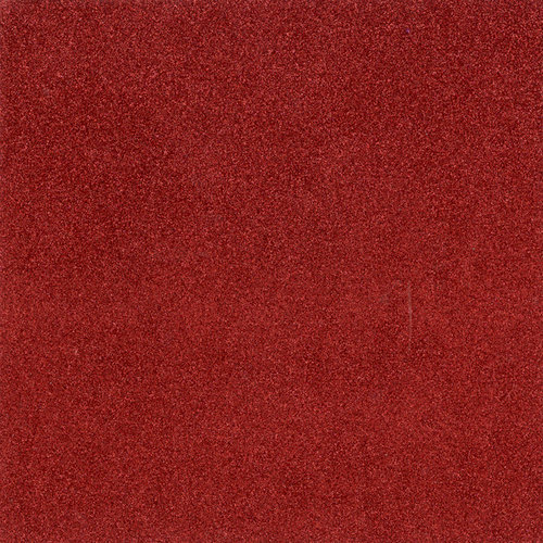 Fancy Pants Designs - Love Note Collection - 12 x 12 Glitter Paper - Red