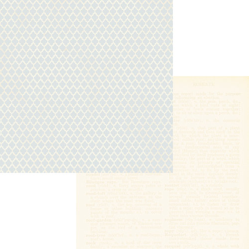 Fancy Pants Designs - Country Boutique Collection - 12 x 12 Double Sided Paper - Defined