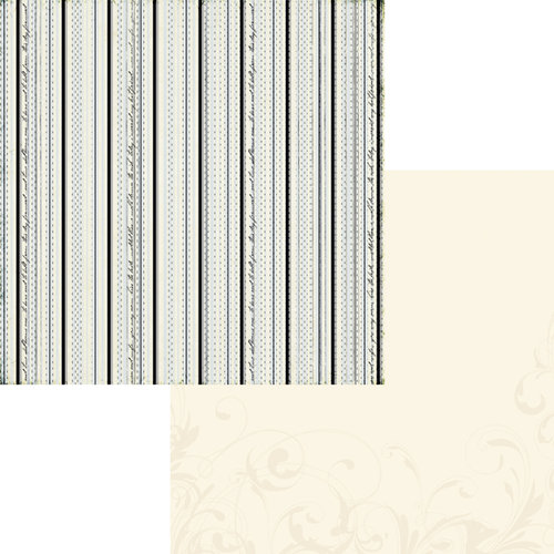 Fancy Pants Designs - Country Boutique Collection - Wedding Series - 12 x 12 Double Sided Paper - To Have