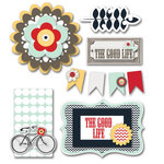 Fancy Pants Designs - The Good Life Collection - Layered Stickers