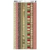 Fancy Pants Designs - Home for Christmas Collection - Cardstock Stickers - Tape