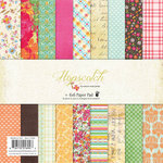 Fancy Pants Designs - Hopscotch Collection - 6 x 6 Paper Pad