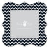 Fancy Pants Designs - 12 x 12 Frame - Bracket - Black and White Chevron