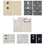 Fancy Pants Designs - Etcetera Collection - Patterned Envelopes