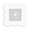 Fancy Pants Designs - 6 x 6 Frame - Bracket - Naked White