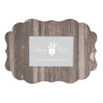 Fancy Pants Designs - 5 x 7 Frame - Scallop Bracket - Barn Door