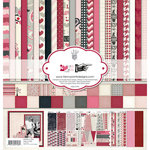 Fancy Pants Designs - Love Note Collection - 12 x 12 Paper Kit