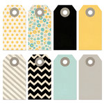 Fancy Pants Designs - Park Bench Collection - Decorative Tags